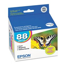 T088520 Ink, 430 Page-Yield, 3/Pack