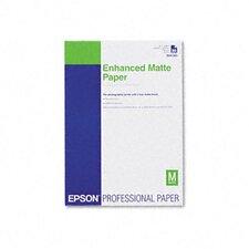 S041343 Ultra Premium Matte Presentation Paper, 11-3/4 X 16-1/2, 50/Pack
