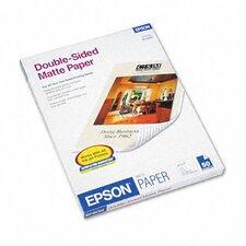 "S041568 Premium Matte Presentation Paper, 8.5"" x 11"", 50 Sheets/Pack"