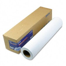 "Premium Glossy Photo Paper Rolls, 270 Gal, 24"" x 100', Roll"