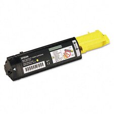 S050187 (S050191) Toner Cartridge, High-Yield, Yellow