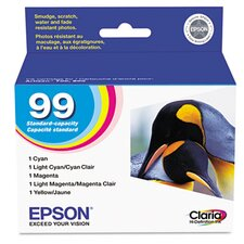 T099920 (99) Claria Ink, 450 Page-Yield, 5/Pack