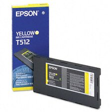 T512011 (T512201) Archival Ink Cartridge, Yellow