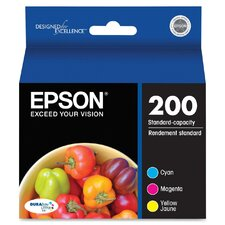 <strong>Epson America Inc.</strong> Multicolor Ink Combo Pack