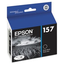 <strong>Epson America Inc.</strong> T157120 Ultrachrome K3 Ink Cartridge, Black
