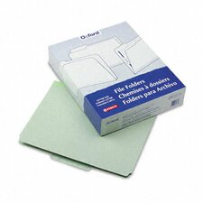 Pressboard Expanding File Folders, 1/3 Cut Top Tab, Letter, 25/Box