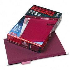 Reinforced Hanging Folders, Legal, 25/Box