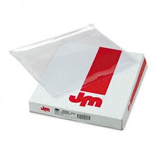 Copygard Heavy-Gauge Organizers, Jacket, Letter, Vinyl, 25/Box