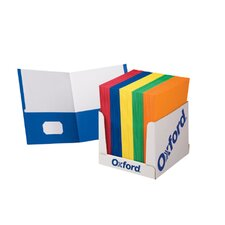 School Grade Twin Pocket Folders