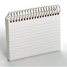 <strong>Esselte Pendaflex Corporation</strong> Oxford Spiral Index Cards 3x5 White