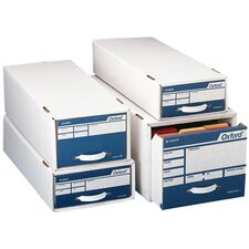 "<strong>Esselte Pendaflex Corporation</strong> Storage File,Stnd,For Checks/Vouchers,17""x29""x5"",WE/BE"