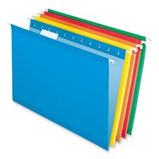 <strong>Esselte Pendaflex Corporation</strong> Reinforced Hanging File Folder, Legal, Brites, 25/Box