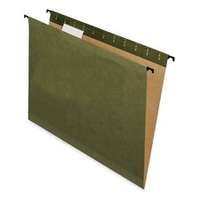 Surehook Hanging File Folders, Legal, 20/Box