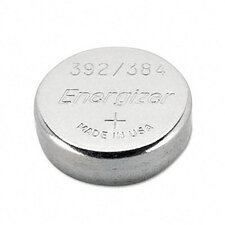 Watch/Electronic Battery, Silvox, 392, 1.5V, Mercfree
