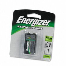 E2 Nimh Rechargeable Battery, 9V