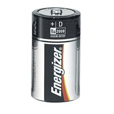 MAX D Alkaline Batteries