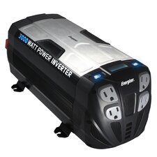<strong>Energizer®</strong> 3000W Continuous / 6000W Peak Power Inverter