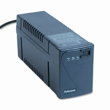 Line Interactive with Avr Ups Battery Backup System, Four-Outlet 600 Volt-Amps
