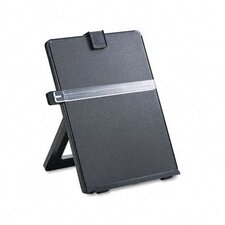 <strong>Fellowes Mfg. Co.</strong> Non-Magnetic Letter-Size Desktop Copyholder, Plastic