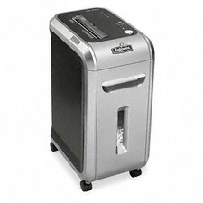 <strong>Fellowes Mfg. Co.</strong> Intellishred Heavy-Duty SB-99Ci Confetti-Cut Shredder, Black/Gray