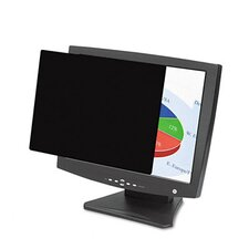"Black-Out Antiglare Privacy Filter for 17"" LCD/Notebook, Frameless"