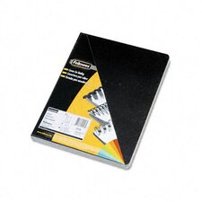 Executive Presentation Binding System Covers, 50/Pack