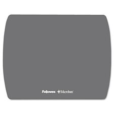 <strong>Fellowes Mfg. Co.</strong> Microban Ultra Thin Mouse Pad, Sapphire Blue