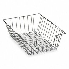 Workstation Legal Size Desk Tray Organizer, Two Tier, Wire