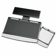 <strong>Fellowes Mfg. Co.</strong> Office Suites Adjustable Keyboard Manager