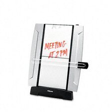 <strong>Fellowes Mfg. Co.</strong> Office Suites Freestanding Desktop Copyholder, 150 Sheet Capacity