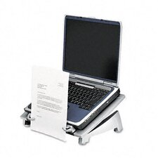 <strong>Fellowes Mfg. Co.</strong> Office Suites Laptop Riser Plus, Copyholder