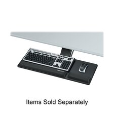 <strong>Fellowes Mfg. Co.</strong> Designer Suites Compact Keyboard Tray