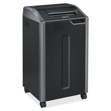 <strong>Fellowes Mfg. Co.</strong> Powershred 425I Continuous-Duty Strip-Cut Shredder, 38 Sheet Capacity