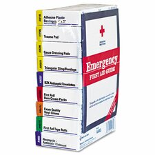 <strong>First Aid Only™</strong> First Aid Kit Refill For 10 Unit