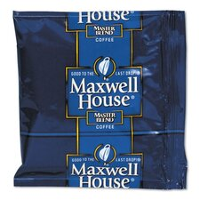 <strong>FIVE STAR DISTRIBUTORS, INC.</strong> Maxwell House Coffee, Regular Ground, 1 1/10 Oz Pack, 42/Pack