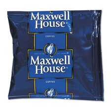 Maxwell House Coffee, Regular Ground, 1 1/2 Oz Pack, 42/Carton