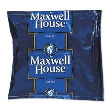 Maxwell House Coffee, Regular Ground, 1.5 Oz Pack, 42/Carton