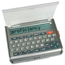 Spelling Ace with Thesaurus, Electronic