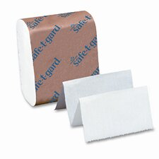 Safe-T-Gard Dispenser 2-Ply Tissues-  200 Sheets per Pack / 40 Packs per Carton