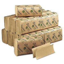 Acclaim Multifold 1-Ply Paper Towel - 250 Sheets per Pack / 16 Packs