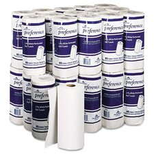 Preference Perforated 2-Ply Paper Towel - 85 Sheets per Roll / 30 Rolls per Carton