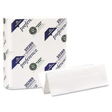 Multi-Fold Hand 1-Ply Paper Towels - 250 Sheets per Pack / 16 Pack per Carton