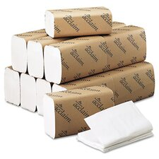 Acclaim Fold 1-Ply Paper Towel - 250 Sheets per Pack / 16 Pack
