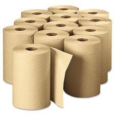 Envision Unperforated Paper Towel Rolls, 12/Carton