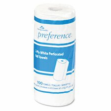 <strong>Georgia Pacific</strong> Preference Perforated Paper Towel, 100/Roll, 30/Carton