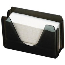"Countertop Towel Dispenser, 11""x4""x7-1/8"", Smoke"