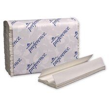 Preference C-Fold Paper Towels in White