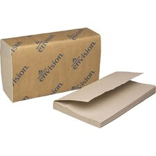Envision Single Fold Paper Towels - 250 per Pack