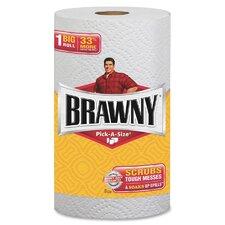 Brawny Paper Towels - 102 Sheets per Roll / 24 Rolls