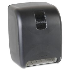 Soft Pull Paper Towel Dispenser